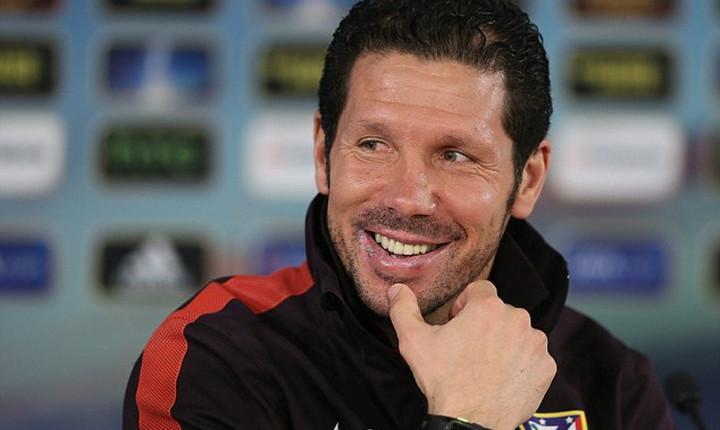 Pres. Atletico: 'Vorrei che Simeone diventasse il nostro Ferguson'