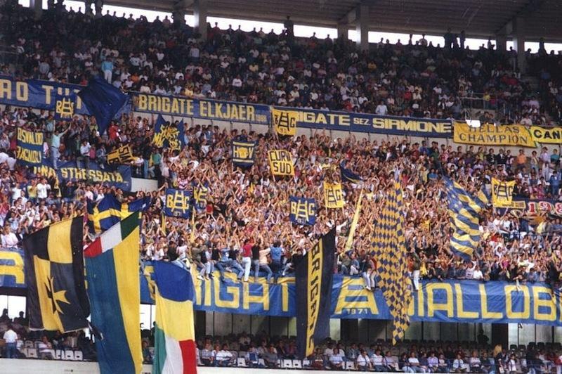 Viva Verona calcio e Verona città, ora come 35 anni fa - II