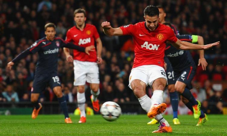 Manchester United, Van Persie vuole restare