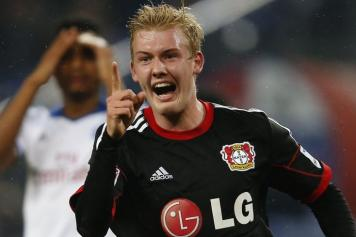 Brandt Bayer Leverkusen