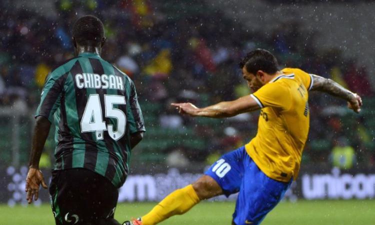 La Juve sbanca anche Sassuolo. Roma rispedita a -8 e Scudetto a un passo