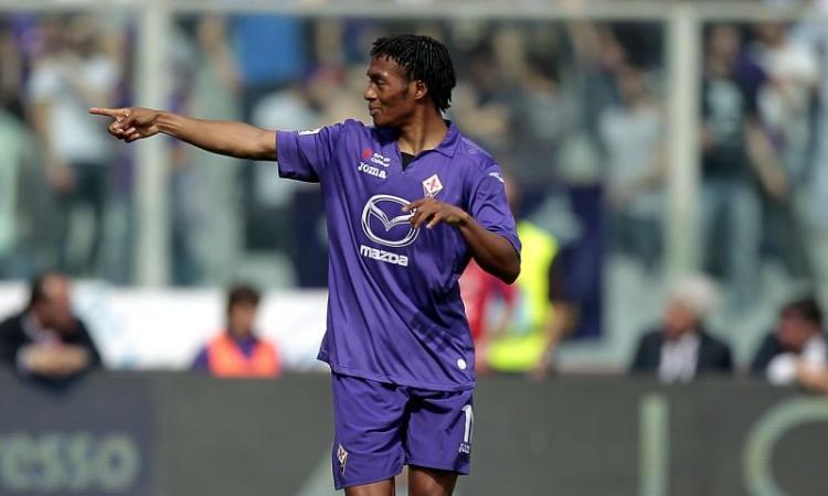 Fiorentina: nell'operazione Cuadrado può arrivare Afellay