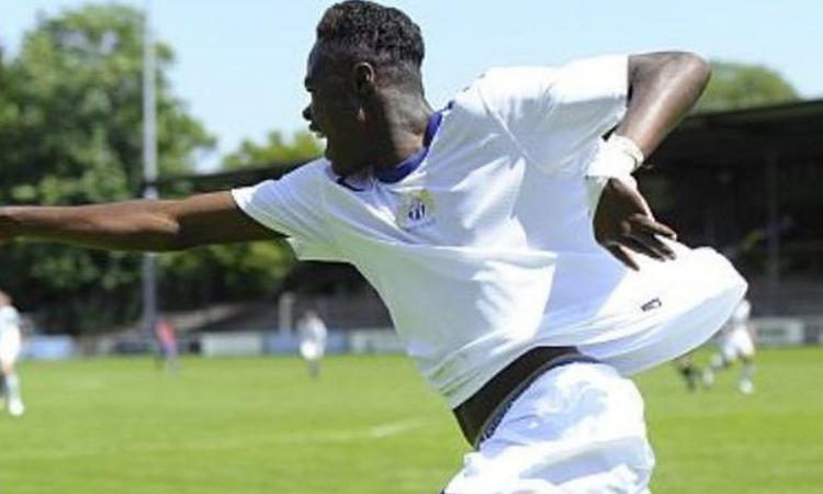 Oberlin Mfomo a CM: 'Sogno la Juve'