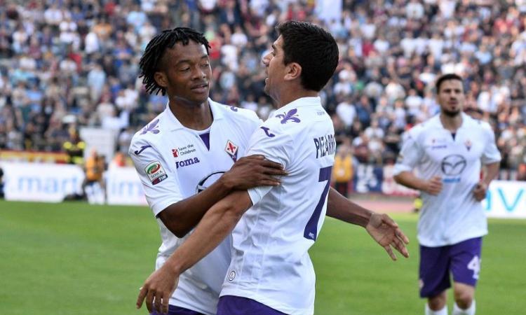 La Fiorentina riscatta Cuadrado, la Juventus sfida Barcellona e Bayern