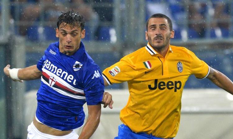 Juve e Samp parlano di Gabbiadini: resterà in blucerchiato?