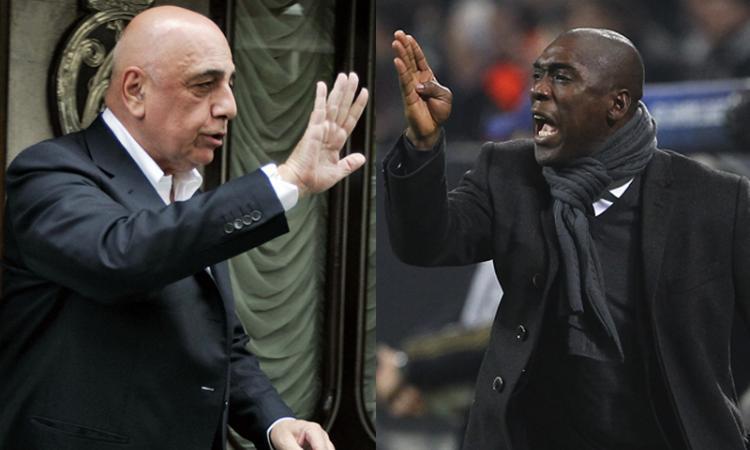 Il Milan congeda Seedorf: ecco i numeri dell'olandese