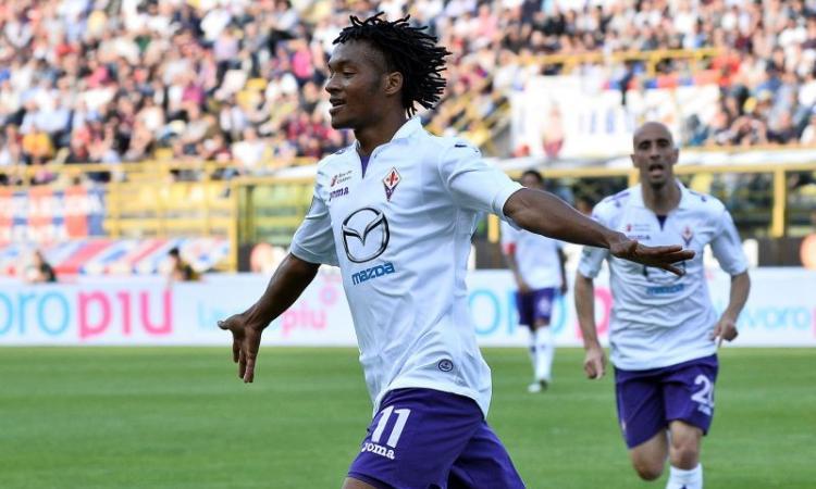 Fiorentina, le pretendenti non mollano Cuadrado
