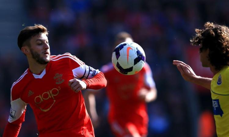 Il Liverpool molla Lallana: ecco il motivo