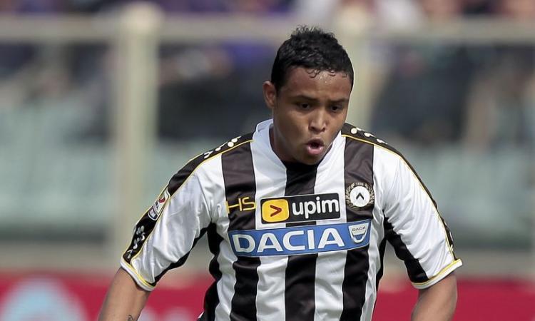 La Fiorentina vuole 'prenotare' Muriel per il 2015