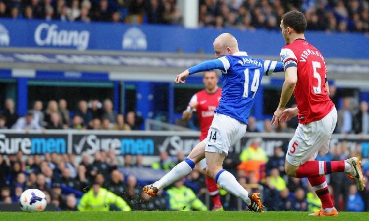 Everton, UFFICIALE: rinnovo per uno scozzese