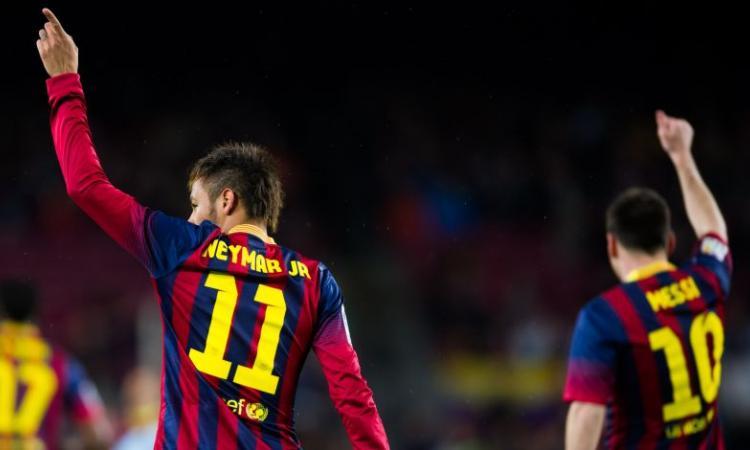 Messi sfida Neymar: chi sarà il re della classifica cannonieri?