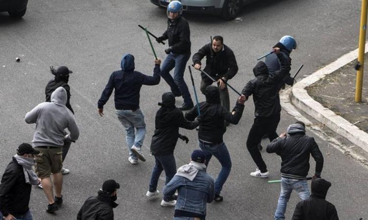 Torino-Club Brugge, scontri tra i tifosi | Altre notizie