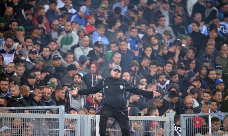 Il Viminale sgrida i club: 'Calcio immobile contro i tifosi violenti'