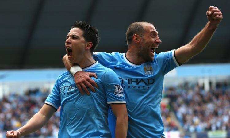 Manchester City, pronto il rinnovo per Nasri