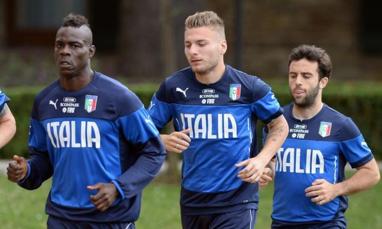 Del Piero è sicuro: 'Immobile? Prandelli ripartirà da Balotelli'
