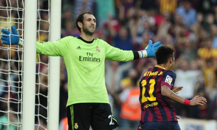 Il Real cerca il sostituto di Diego Lopez, presto il sì all'offerta del Napoli