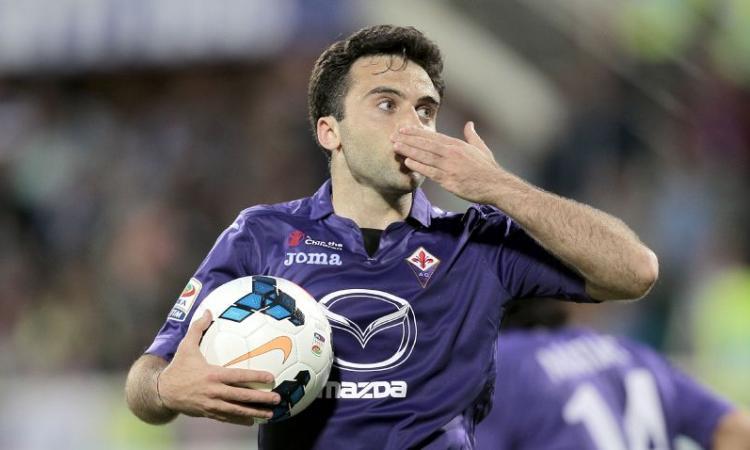 Giuseppe Rossi: 'Pronto per la Fiorentina. E l'Italia risorgerà'