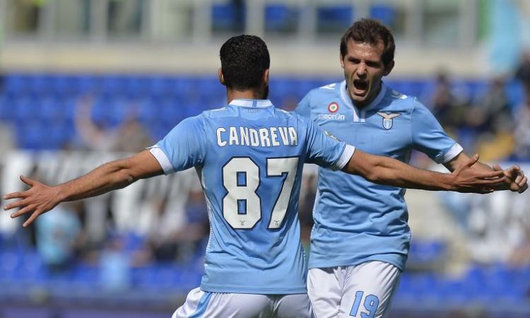 Lazio, UFFICIALE: riscattato Candreva. Lotito incontra Agnelli per trattare la cessione alla Juventus