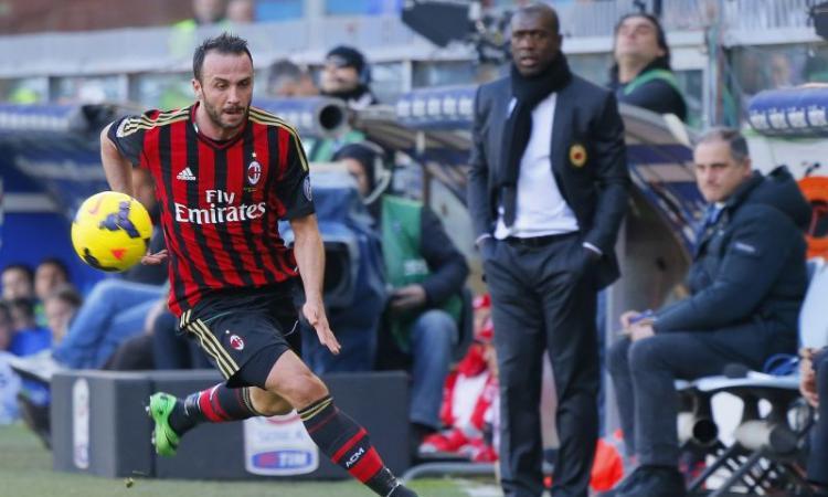 Milan, Pazzini: 'Ecco qual è la cosa che apprezzo di Inzaghi'