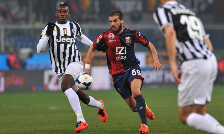 Il Genoa non molla Sturaro. La Juve chiede in cambio Pellegri
