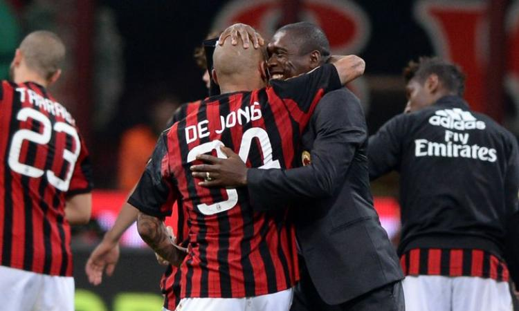 Intermania: Seedorf? Pacco del Milan