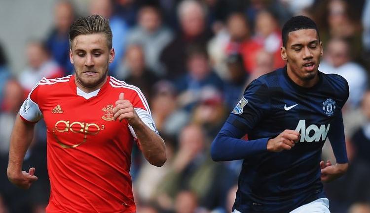 Manchester United, si complica Shaw
