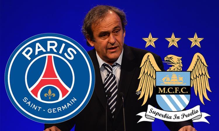 Fair Play Finanziario, sconto su penalizzazioni a PSG e City
