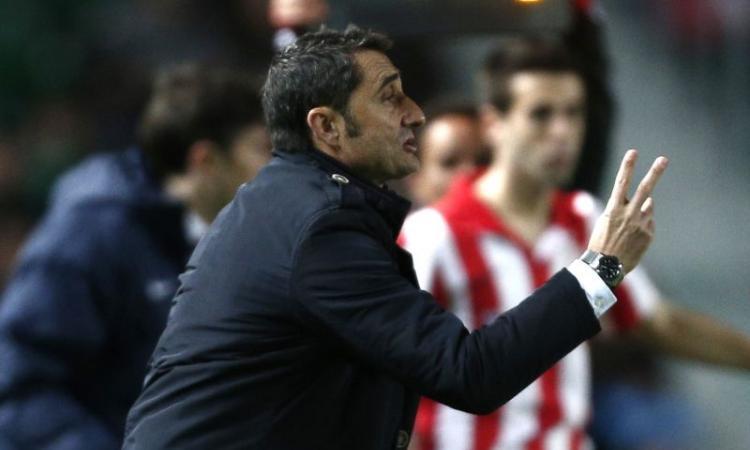 Athletic Bilbao, UFFICIALE: preso Borja Viguera