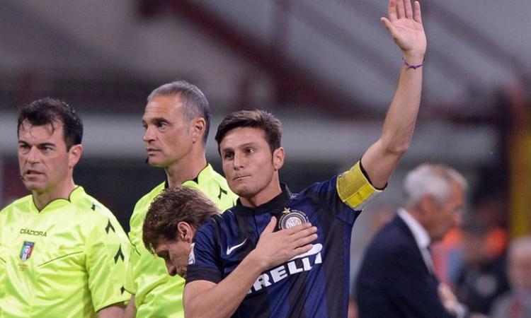 Inter, Zanetti: 'Difficile smettere, ma ora penso al futuro'