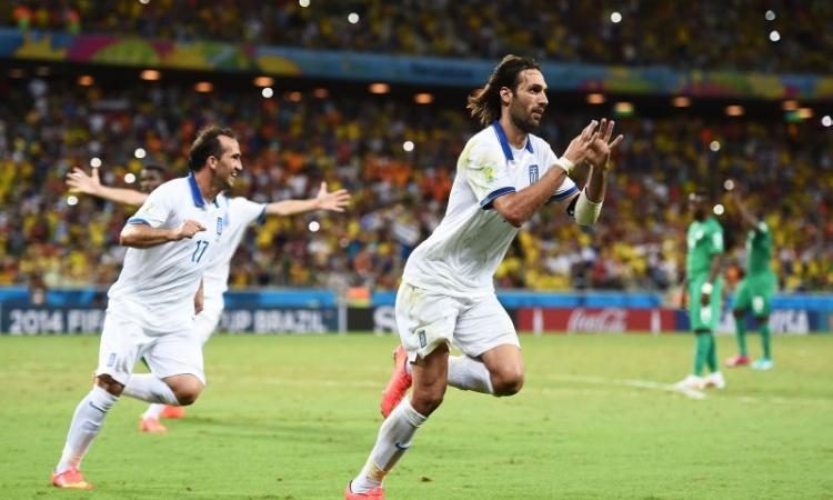 Rigore al 93': Grecia agli ottavi di finale!