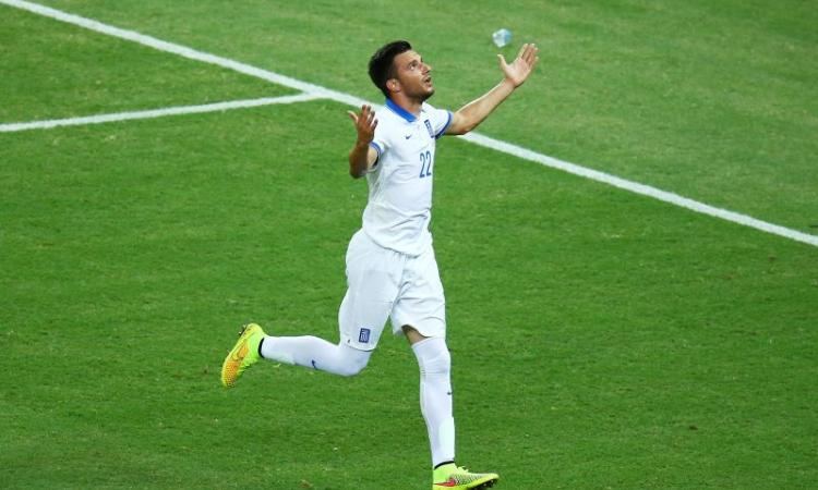 Grecia-Costa d'Avorio 2-1: il tabellino