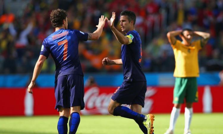 Manchester Utd: van Gaal soffia un obiettivo al Napoli?