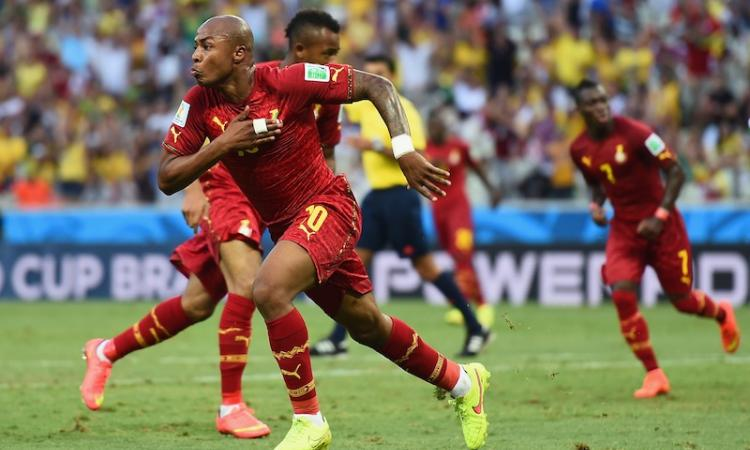 Brasile 2014, Ghana: Appiah pensa già a Cristiano Ronaldo
