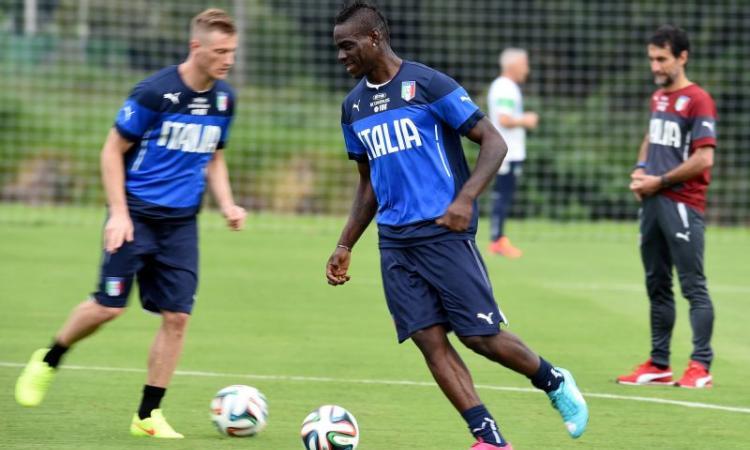 Nesta: 'Milan, Inzaghi saprà gestire Balotelli. Ma lui dovrà...'