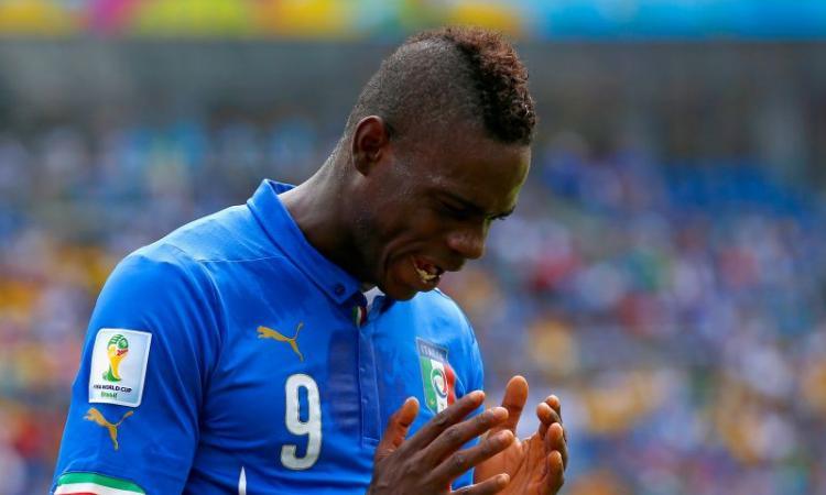 Balotelli: 'Non italiano? Vergognatevi. I 'negri' non mi avrebbero scaricato così'