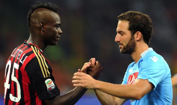 Jacobelli: Higuain-Barça? Sì, ma per 80 milioni (e Napoli si butta su Balotelli)
