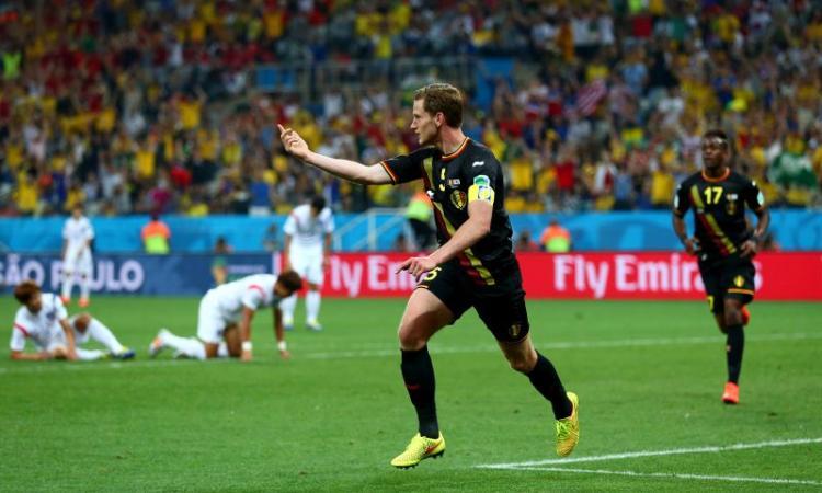 Il Belgio in 10 vince anche contro la Corea del Sud e pesca gli USA agli ottavi