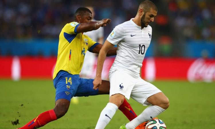 Francia, Benzema: 'Gara più complicata del previsto'