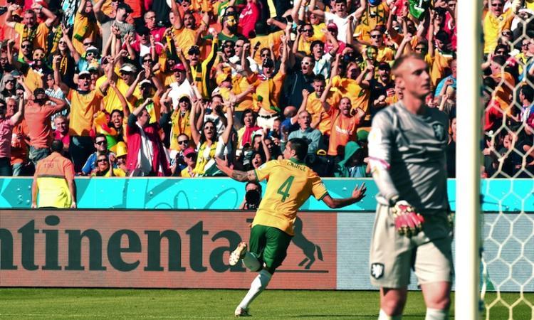 Brasile 2014: l'Australia conquista tutti VIDEO