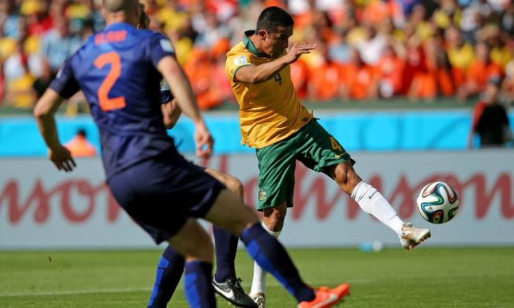 Australia, 23 i convocati per la Coppa d'Asia: out Brillante