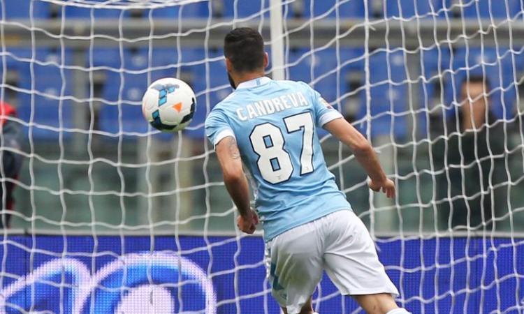 La Lazio continua a ribadire: 'Candreva non è sul mercato'