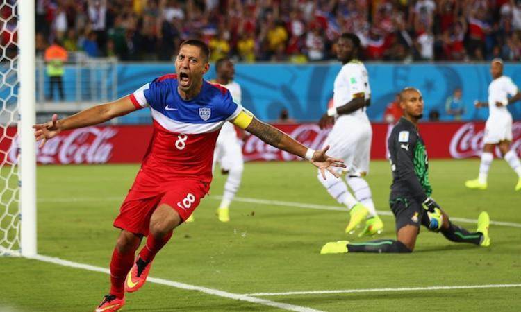Ghana-Stati Uniti 1-2: il tabellino