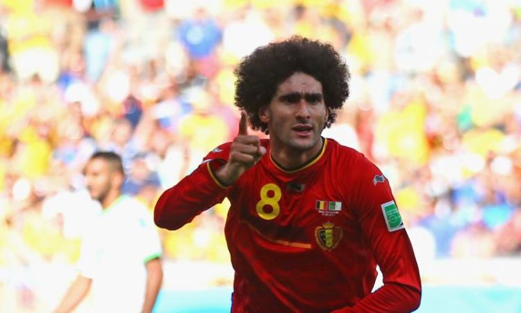 Belgio-Algeria 2-1: il tabellino