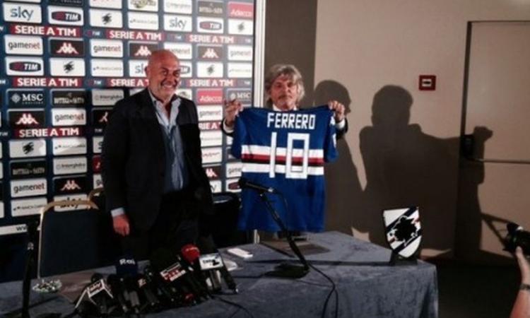 Sampdoria-Vialli, manca l'offerta ufficiale: Ferrero parla anche con altri investitori, e Garrone...