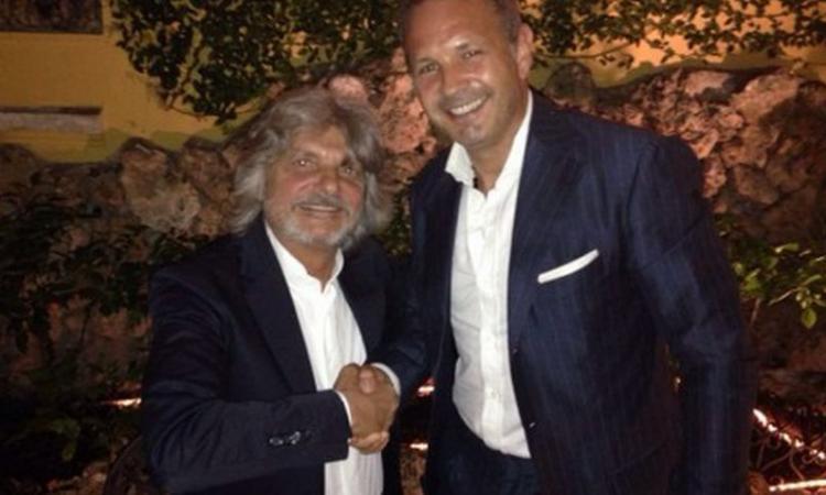Sampmania: Ferrero presidente, buona la prima!