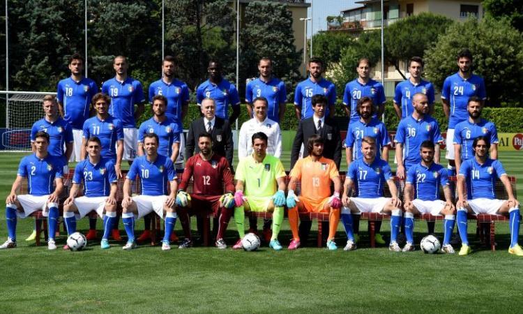 Inter e Juve è record di giocatori in nazionale