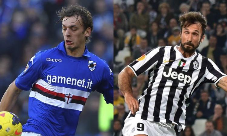 Ag. Gabbiadini: 'Meglio 30 gare alla Samp che in panca alla Juve...'