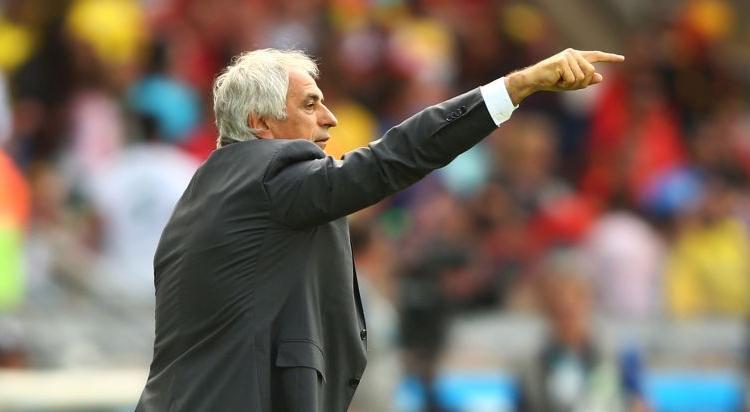 Brasile 2014, Halilhodzic: 'L'Algeria crede agli ottavi di finale'