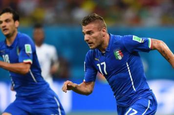 Immobile Inghilterra Italia