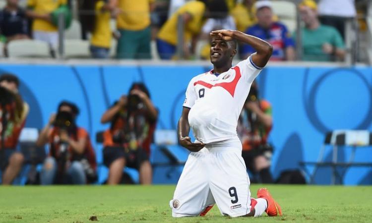 Uruguay-Costa Rica 1-3: il tabellino